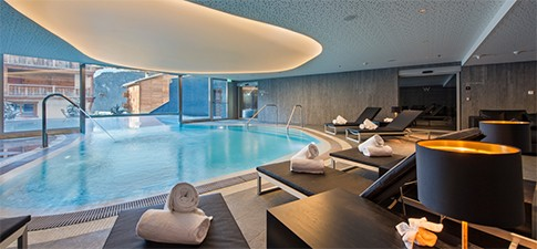 "W VERBIER ""AWAY SPA"""