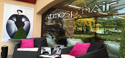 Coiffeur body pass for Salon atmosphair
