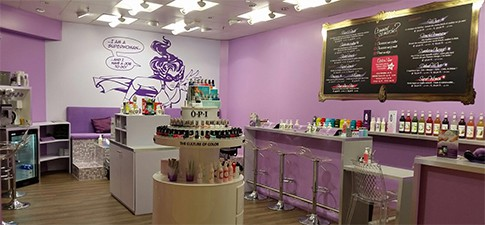 THE NAIL BAR SIERRE